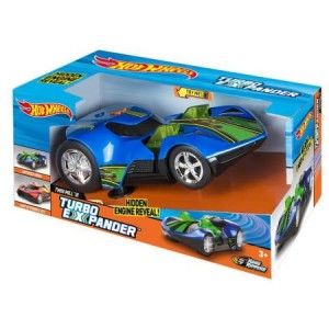 HOT WHEELS Turbo Expander Twin Mill III TOY STATE