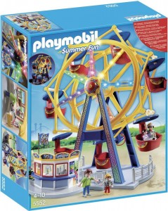 PLAYMOBIL 5552 Summer Fun Diabelski Młyn