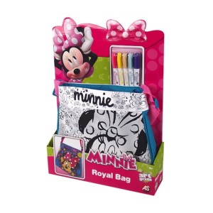 AS ART GRECO Minnie Royal Bag Torebka do malowania pisakami