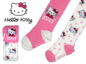 NEXT, RAJSTOPKI HELLO KITTY 2-PAK, ROZM. 12-18 MIES. 86 CM