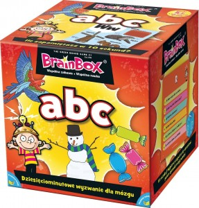 Rebel Gra BrainBox ABC