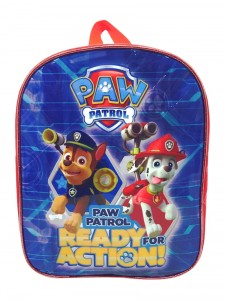 Plecak jednokomorowy Psi Patrol Paw Patrol Ready for Action Spin Master
