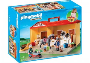 PLAYMOBIL 5348 Country Stajnia dla koni