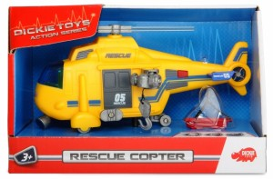 Helikopter ratunkowy Action Series DICKIE TOYS