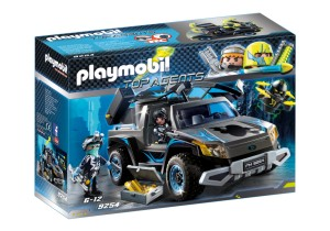 PLAYMOBIL AGENCI PICK-UP DR. DRONEA`A
